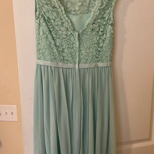 David's Bridal Dresses - Beautiful coral dress